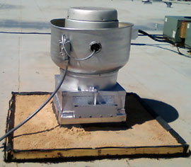 Enviroment exhaust service inc roof top grease for Best kitchen exhaust system